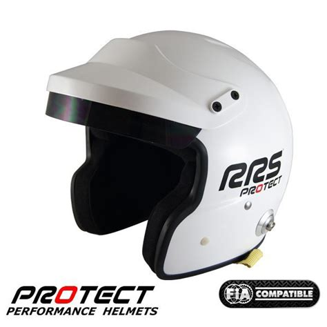 Auto Rally Helm by Casque Protect Jet Rrs Fia Snell Sa 2015 Rrs Sp 233 Cialiste