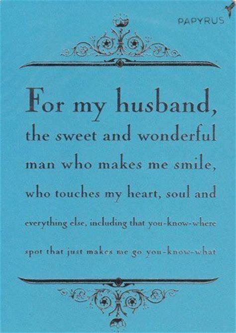 Husband Birthday Card Quotes Pinterest The World S Catalog Of Ideas