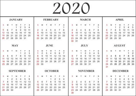 blank printable calendar template excel