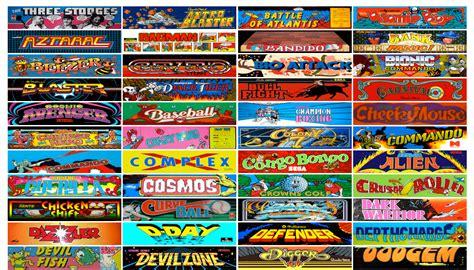 Free Online Arcade Games 80 s arcade video games 187 didgeroo