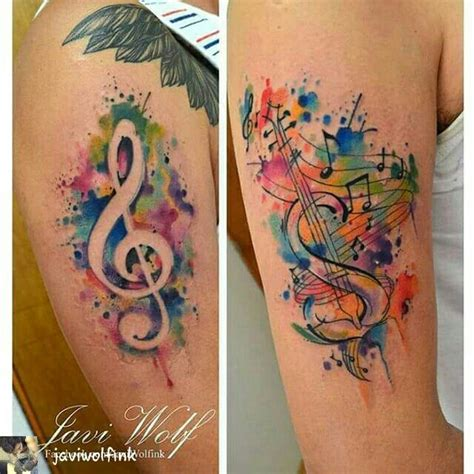 watercolor tattoo javi wolf 25 best watercolor ideas on