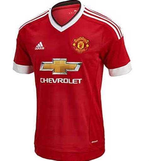 Jersey Manchester United Home new adidas s manchester united home soccer jersey size medium ac1414 ebay