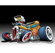 Hot Rod Cartoon Top Illustrations Rods Images For
