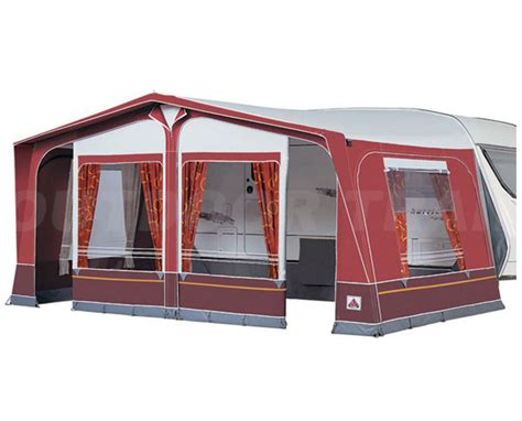caravan awning sizes error
