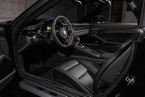 porsche 911 turbo s interior techart announces new tuning kits for 991 2 porsche 911