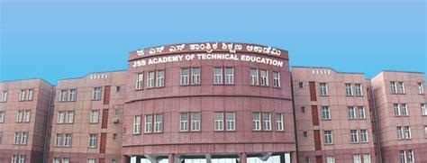 Jss Noida Mba Fee Structure by J S S Academy Of Technical Education Jssaten Noida