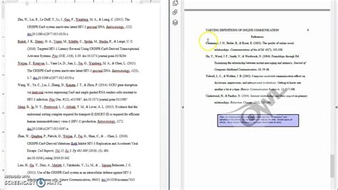 formatting    edition references page current