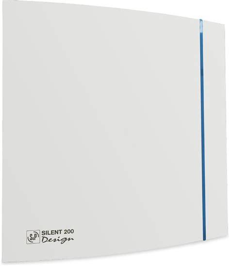 badkamer ventilator capaciteit bol s p silent design 100chz badkamerventilator