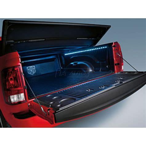 led truck bed cargo lights mopar 82210928ab cargo led lighting kit for dodge ram