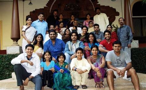 allu arjun rare photos with his family allu arjun family childhood photos celebrity family wiki