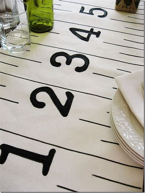 how to measure for a table runner measure table runner d i y runners