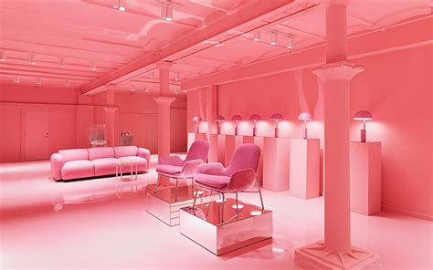 home design stores copenhagen 5 design places in pink