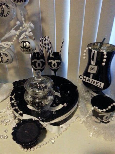Chanel Decorations chanel decorations chanel