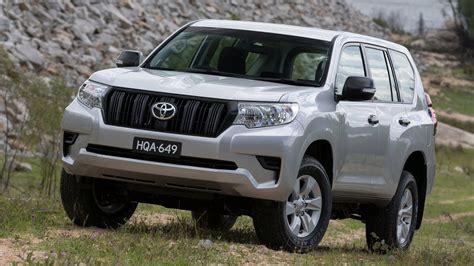 Toyota Prado 2019 Australia by 2018 Toyota Land Cruiser Prado Gx Australian Spec