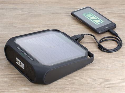 Soulra Rugged Rukus by Soulra Rugged Rukus Solar Bluetooth Speaker Powerbank