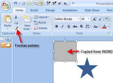 powerpoint shape pattern fill powerpoint pattern fills 2007