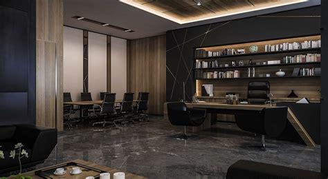 ceo office design  visualization