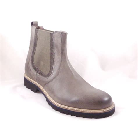 grey chelsea boots mens lotus crestone grey leather mens chelsea boot lotus from