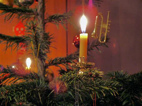 file candle on christmas tree 2 jpg wikimedia commons