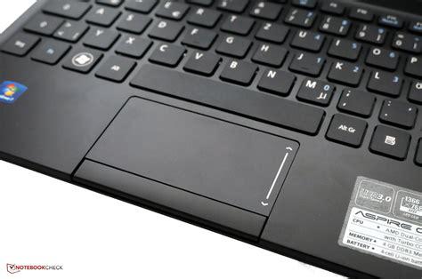 Bekas Laptop Acer Aspire One 725 review acer aspire one 725 notebook notebookcheck net reviews
