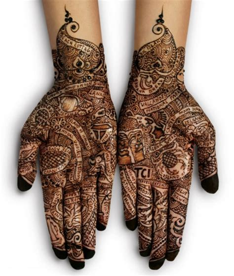 henna hands made in england