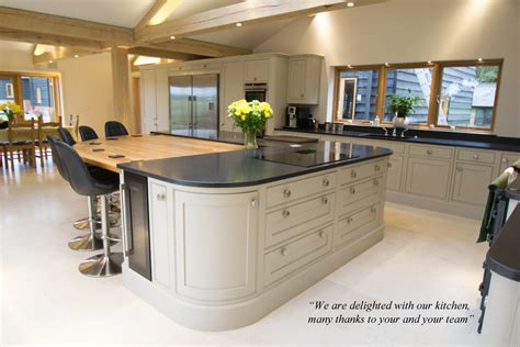 Handmade Painted Kitchens - handmade bespoke kitchens in suffolk