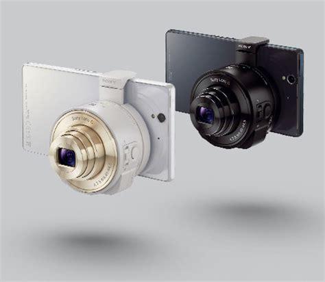 Sony Smart Lens Qx10 sony dsc qx10 b smartphone attachable 4 45 44