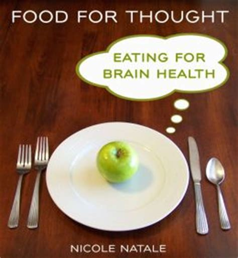 Barnes Nole Food For Thought Eating For Brain Health
