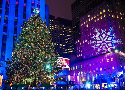 everything you missed from the rockefeller christmas tree
