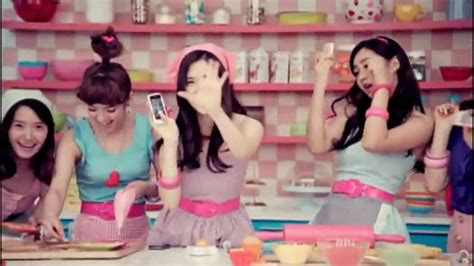 Kaos I Am Generation Snsd cf mv hd snsd hey cooky