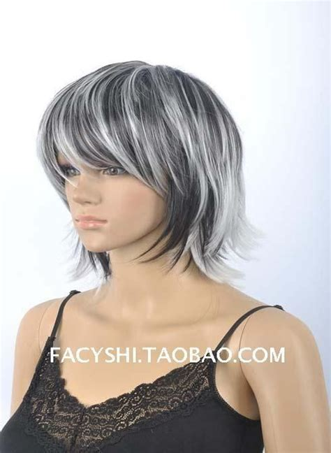 Putting Silver On Brown Hair | 25 best images about hair on pinterest short hair styles