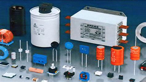 epcos ag capacitor new brochure features electronic components modules and systems in compliance magazine