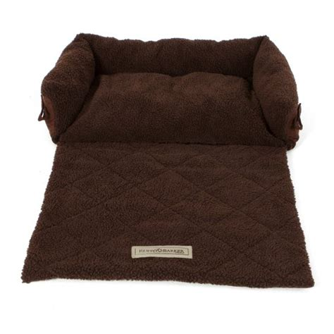 medium dog bed ruff barker 174 sofa saver dog bed sofa dog beds brown