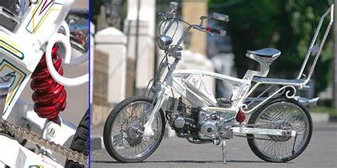 Jual Honda Supra Fit X Tahun 2010 harga motor bekas sepeda motor terkurus di dunia modipikasi