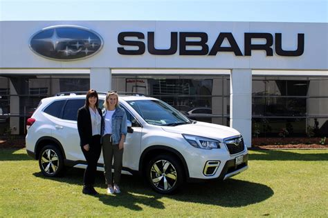 subaru rice matilda rice joins the subaru zealand family subaru