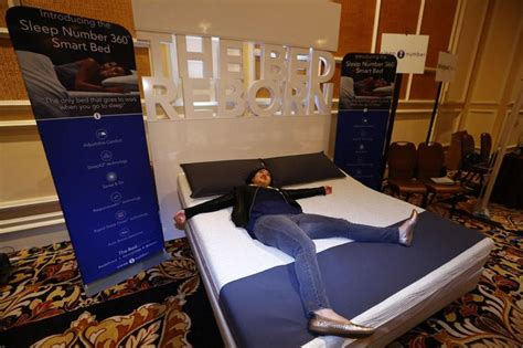 best smart bed the best of ces 2017 pcmag com