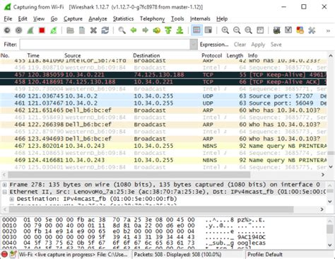 wireshark whatsapp tutorial 2015 wireshark 1 12 7 on windows 10 tutorial and full version