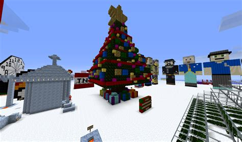 the minecraft christmas presents event valkyr australia