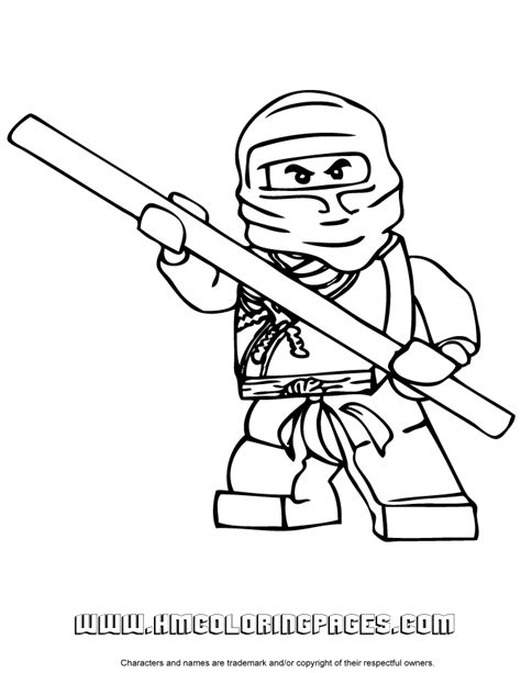 ninjago jay coloring pages az coloring pages