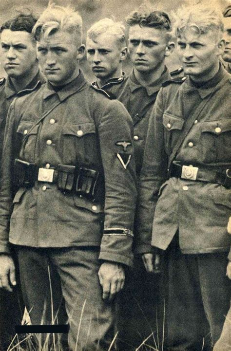 wwii german ss soldiers ww2 american military haircut newhairstylesformen2014 com