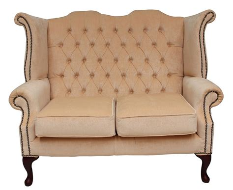 high back sofas uk vanilla chesterfield 2 seater high back chair