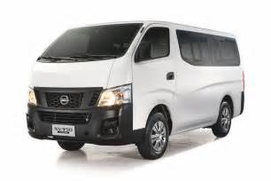 Nissan Urvan Philippines Nissan Formally Launches Nv350 Urvan W Brochure