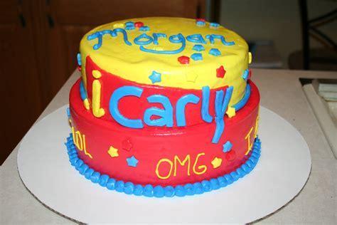 Kakie's Cakes: iCarly Cake