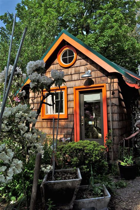 tiny home builders in oregon portland tiny homes reused and recycled