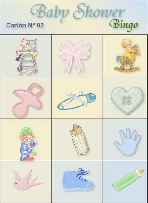 loteria baby shower para imprimir gratis loteria de baby shower lista para imprimir imagui