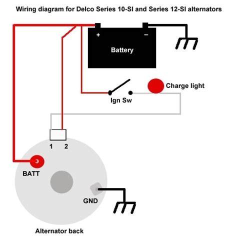 24v alternator wiring diagram wiring diagram and