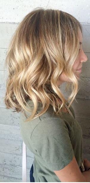 mid length blonde hairstyles blonde shoulder length bob hairstylegalleries com