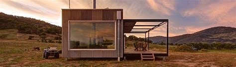 house tour a diy self sustainable micro cabin in cali modscape a tiny self sufficient cabin in rural australia