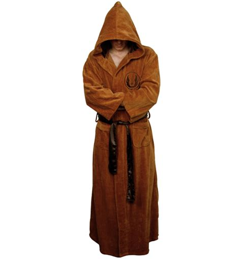 mens jedi robe belted shirt