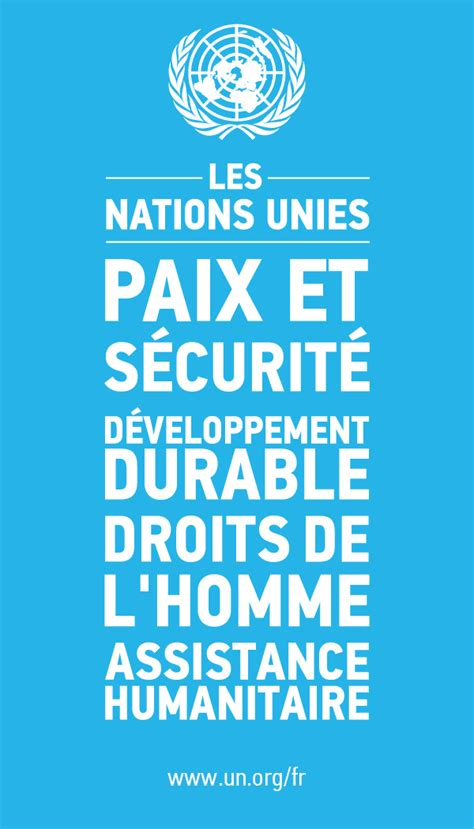 United Nations Nation 41 by 192 Propos De L Onu Nations Unies